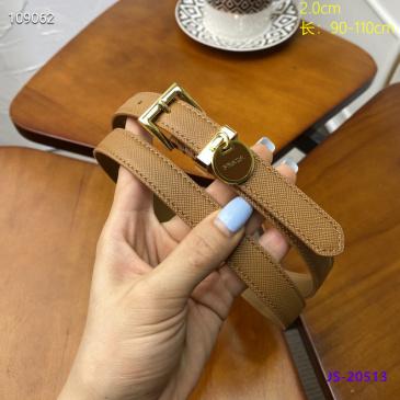Prada AAA+ Belts #999909965