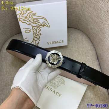 Versace AAA+ Leather Belts 4cm #9129431