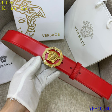 Versace AAA+ Leather Belts 4cm #9129433