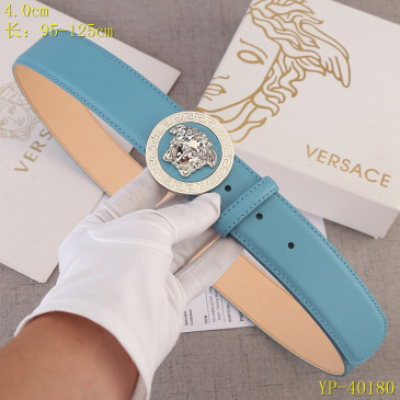 Versace AAA+ Leather Belts 4cm #9129434
