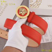 Versace AAA+ Leather Belts 4cm #9129436
