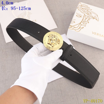 Versace AAA+ Leather Belts 4cm #9129448