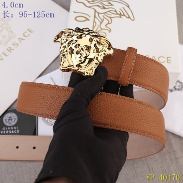 Versace AAA+ Leather Belts 4cm #9129453