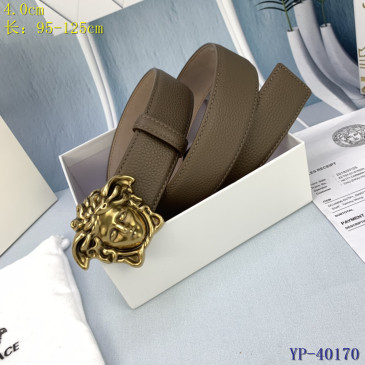 Versace AAA+ Leather Belts 4cm #9129457