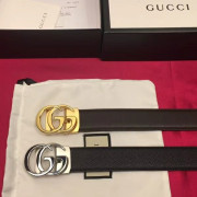 Gucci Automatic buckle belts #9117504