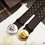 Versace AAA+ top layer leather Belts #9117520