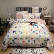 Bedding sets duvet cover 200*230cm duvet insert and flat sheet 245*250cm  throw pillow 48*74cm #99901021