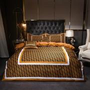 Bedding sets duvet cover 200*230cm duvet insert and flat sheet 245*250cm  throw pillow 48*74cm #99901026