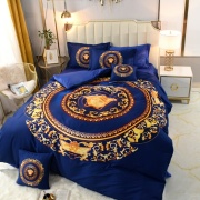 Bedding sets duvet cover 200*230cm duvet insert and flat sheet 245*250cm  throw pillow 48*74cm #99901031
