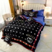 Bedding sets duvet cover 200*230cm duvet insert and flat sheet 245*250cm  throw pillow 48*74cm #99901033