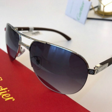 Cartier AAA+ Sunglasses #9875139