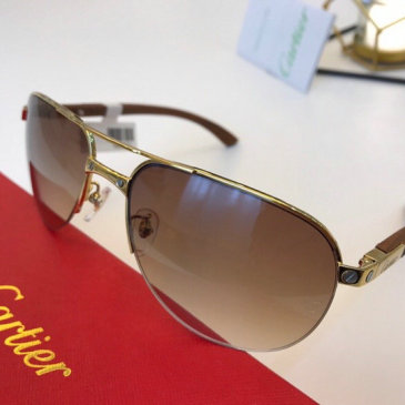 Cartier AAA+ Sunglasses #9875140