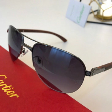 Cartier AAA+ Sunglasses #9875141