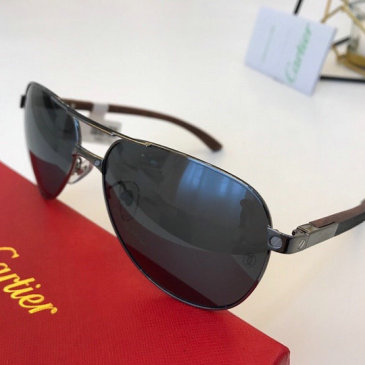 Cartier AAA+ Sunglasses #9875144