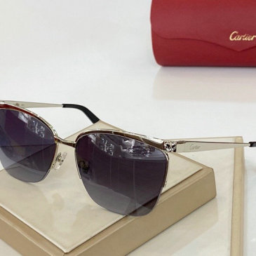 Cartier AAA+ Sunglasses #9875146