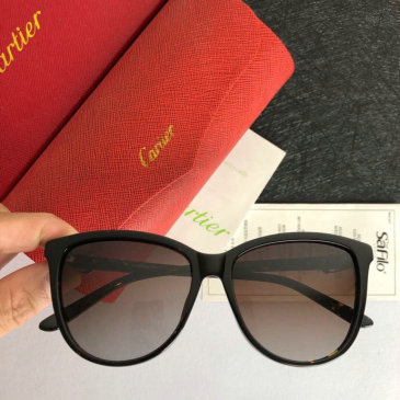 Cartier AAA+ Sunglasses #9875149