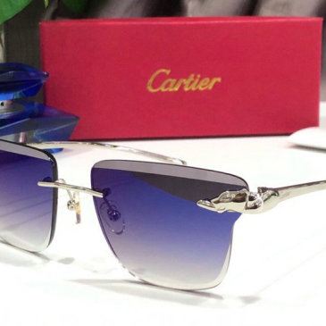 Cartier AAA+ Sunglasses #9875156