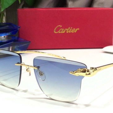 Cartier AAA+ Sunglasses #9875157