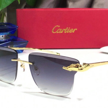 Cartier AAA+ Sunglasses #9875158
