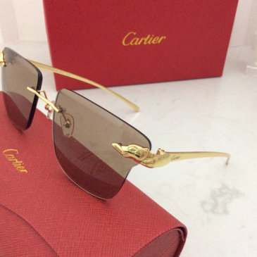 Cartier AAA+ Sunglasses #9875160