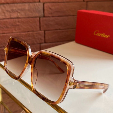 Cartier AAA+ Sunglasses #9875165