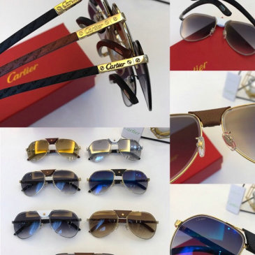 Cartier AAA+ Sunglasses #99874782
