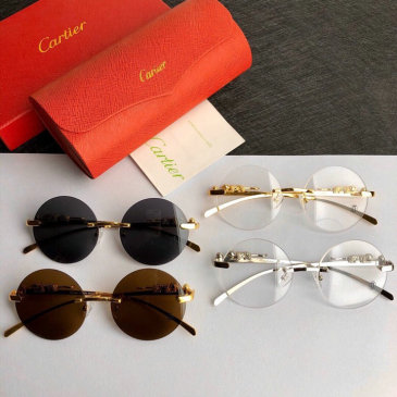 Cartier AAA+ Sunglasses #99874786
