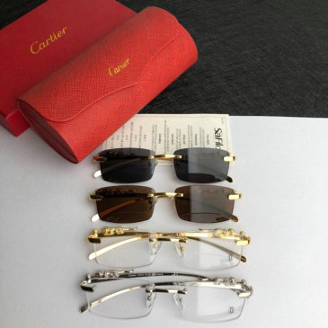 Cartier AAA+ Sunglasses #99874787