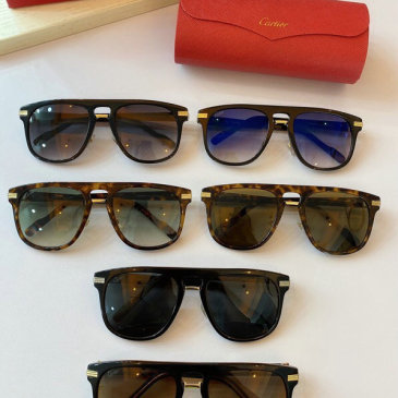 Cartier AAA+ Sunglasses #99898791