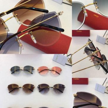 Cartier AAA+ Sunglasses #99898792