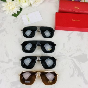 Cartier AAA+ Sunglasses #99899240