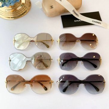 Chanel AAA+ sunglasses #9873867