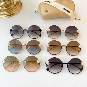 Chanel AAA+ sunglasses #9873868