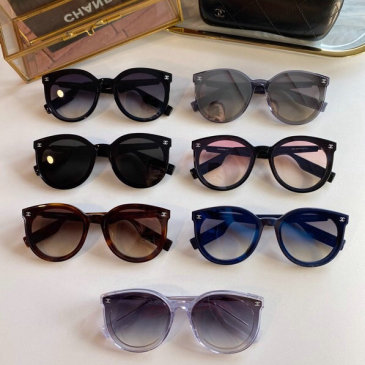 Chanel AAA+ sunglasses #9874988