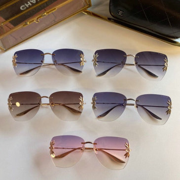Chanel AAA+ sunglasses #9874989