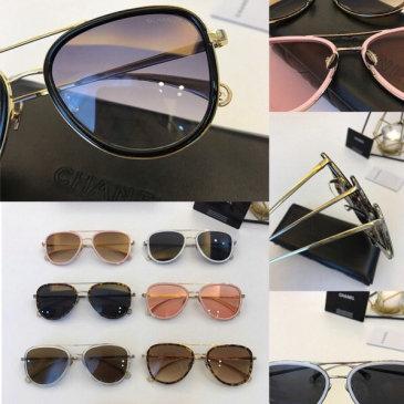 Chanel AAA+ sunglasses #9874991