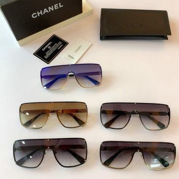 Chanel AAA+ sunglasses #99874372