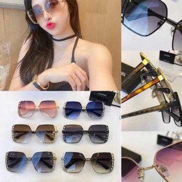 Chanel AAA+ sunglasses #99874373