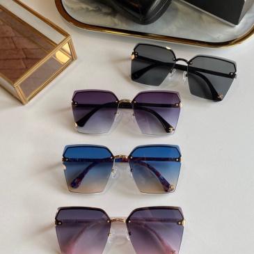 Chanel AAA+ sunglasses #99874374