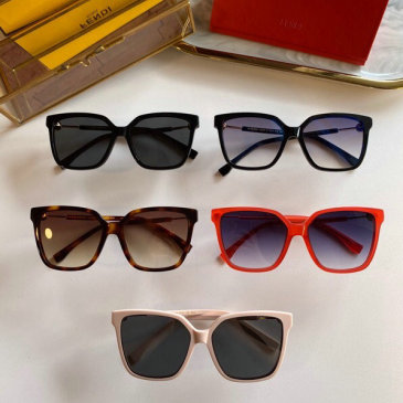 Fendi AAA+ Sunglasses #9875168
