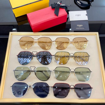 Fendi AAA+ Sunglasses #9875171