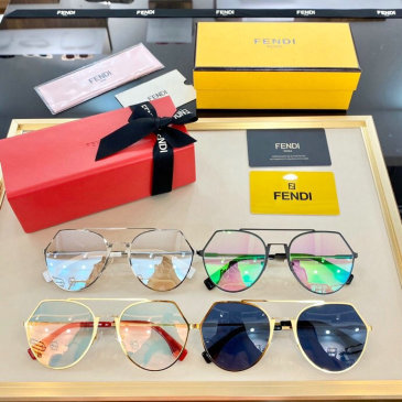 Fendi AAA+ Sunglasses #9875175