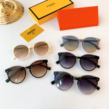 Fendi AAA+ Sunglasses #9875176