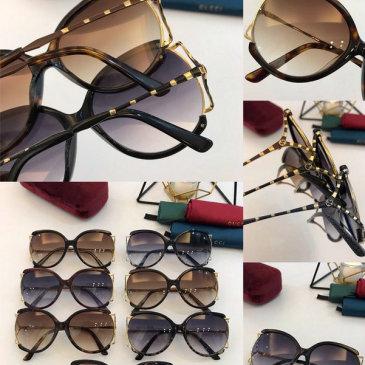 Gucci AAA Sunglasses #9873871