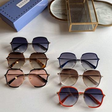 Gucci AAA Sunglasses #9873875