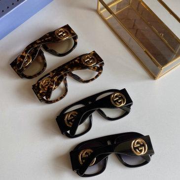 Gucci AAA Sunglasses #9873878