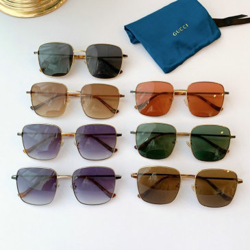 Gucci AAA Sunglasses #9873881
