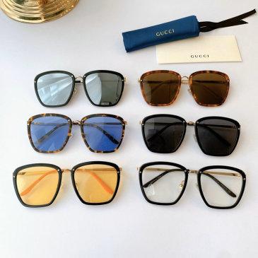 Gucci AAA Sunglasses #9873883