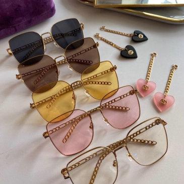 Gucci AAA Sunglasses #9874995