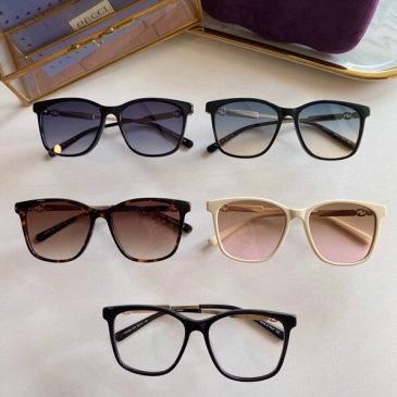 Gucci AAA Sunglasses #9874996